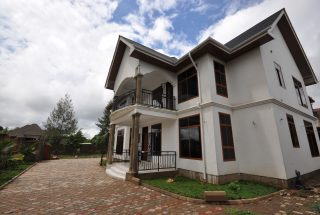 The 4 Bedroom Furnished Home in Njiro by Tanganyika Estate Agents