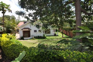 Side View of the Four Bedroom House for Rent in Arusha by Tanganyika Estate Agents