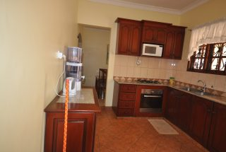 Kitchen of the Four Bedroom House for Rent in Arusha by Tanganyika Estate Agents