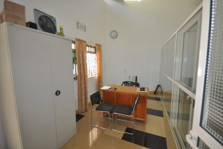 The Office of the 17 Room Lodge for Sale in Usa River, Arusha by Tanganyika Estate Agents