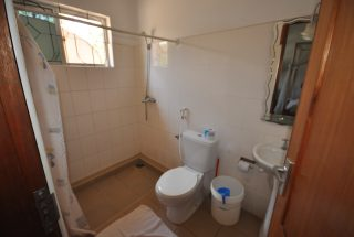 Bathroom of the 17 Room Lodge for Sale in Usa River, Arusha by Tanganyika Estate Agents