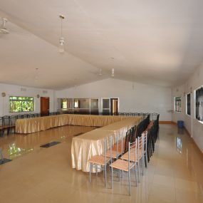 Conference Center of the 17 Room Lodge for Sale in Usa River, Arusha by Tanganyika Estate Agents