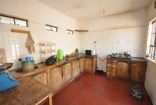 Kitchen of the 17 Room Lodge for Sale in Usa River, Arusha by Tanganyika Estate Agents