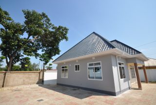 The Two Bedroom House for Rent in Njiro Block D by Tanganyika Estate Agents