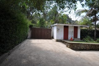 Gate of the Three Bedroom Home for Rent by Tanganyika Estate Agents