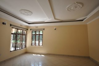 Living Room Three Bedroom Home for Rent by Tanganyika Estate Agents
