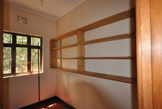Pantry of the Three Bedroom Home for Rent by Tanganyika Estate Agentsby Tanganyika Estate Agents
