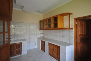 The Kitchen of the Three Bedroom Home for Rent by Tanganyika Estate Agents