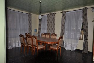 Dining Room of the Four Bedroom House in Mateves, Arusha by Tanganyika Estate Agents