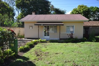 The Staff Quarters of the Four Bedroom House for Rent in Corridor Area in Arusha by Tanganyika Estate Agents