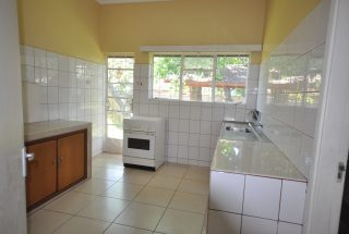 The Kitchen of the Four Bedroom House for Rent in Corridor Area in Arusha by Tanganyika Estate Agents
