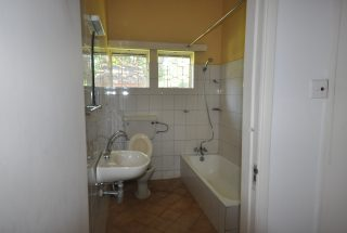 One of the Bathrooms of the Four Bedroom House for Rent in Corridor Area in Arusha by Tanganyika Estate Agents