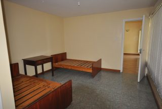 A Bedrooms with double beds of the Four Bedroom House for Rent in Corridor Area in Arusha by Tanganyika Estate Agents