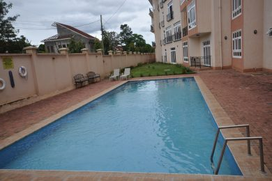 Furnished Three Bedroom Apartment in Njiro