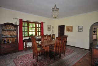 Dining Room of the 3 Bedroom House for Sale West Of Arusha by Tanganyika Estate Agents