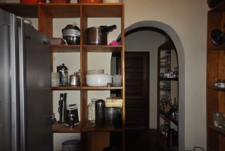 Pantry of the 3 Bedroom House for Sale West Of Arusha by Tanganyika Estate Agents