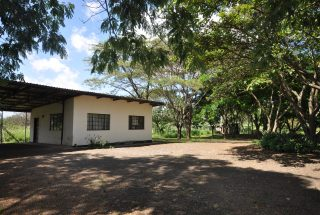 Back of the 3 Bedroom House for Sale West Of Arusha by Tanganyika Estate Agents