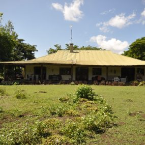 Front of the 3 Bedroom House for Sale West Of Arusha by Tanganyika Estate Agents