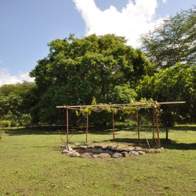 Garden of the 3 Bedroom House for Sale West Of Arusha by Tanganyika Estate Agents