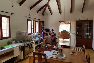 The Kitchen of the Four Bedroom House for Sale in Kili Golf, Arusha by Tanganyika Estate Agents