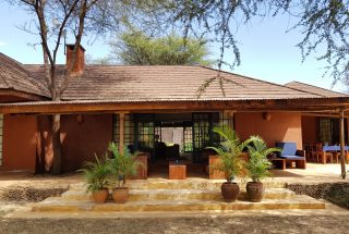 View of Mt. Kilimanjaro from the Four Bedroom House for Sale in Kili Golf, Arusha by Tanganyika Estate Agents