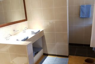 A Bathroom of the Four Bedroom House for Sale in Kili Golf, Arusha by Tanganyika Estate Agents