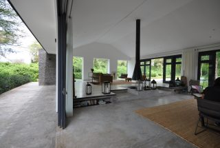 Open Plan Living & Dining Room of the Three Bedroom House for Sale in Kili Golf by Tanganyika Estate Agents