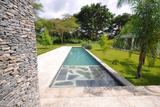 The swimming pool of the Three Bedroom House for Sale in Kili Golf by Tanganyika Estate Agents