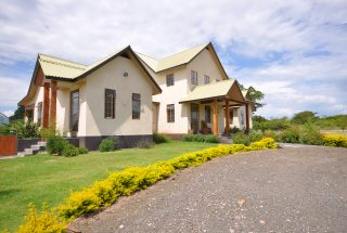 Side view of the Three Bedroom Home for Sale in Arusha by Tanganyika Estate Agents