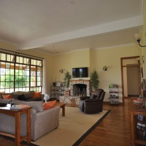 Kitchen of the Three Bedroom Home for Sale in Arusha by Tanganyika Estate Agents