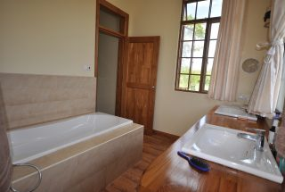A Bathroom of the Three Bedroom Home for Sale in Arusha by Tanganyika Estate Agents
