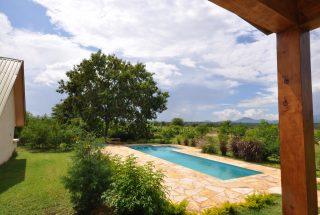 Swimming Pool of the Three Bedroom Home for Sale in Arusha by Tanganyika Estate Agents