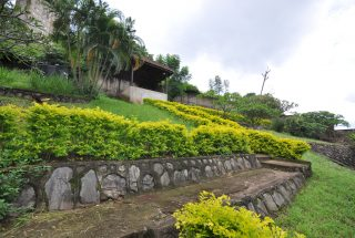 Part of the Garden of the 4 Bedroom Home for Sale in Njiro, Arusha by Tanganyika Estate Agents