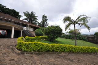 Lawn of the 4 Bedroom Home for Sale in Njiro, Arusha by Tanganyika Estate Agents