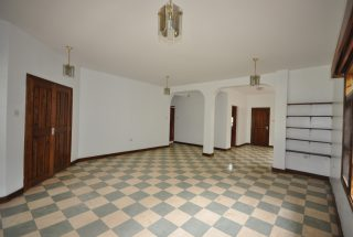 A Corridor of the Four Bedroom Furnished Home in Njiro, Arusha by Tanganyika Estate Agents