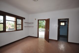 Room Adjacent to Balcony Four Bedroom Furnished Home in Njiro, Arusha by Tanganyika Estate Agents