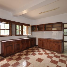 The Kitchen of the Four Bedroom Furnished Home in Njiro, Arusha by Tanganyika Estate Agents