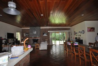 Living Room of the Three Bedroom House in Usa River's Dolly Estate Arusha by Tanganyika Estate Agents