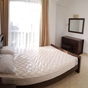 The Bedroom of the Two Bedroom Furnished Flat in Masaki by Tanganyika Estate Agents