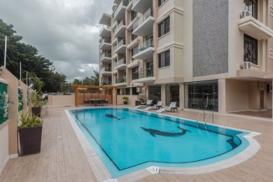 Two Bedroom Apartment For Rent in Masaki