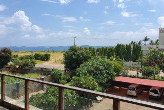 View from the Three Bedroom Ocean View Apartments in Dar es Saalam